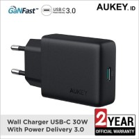 Aukey Charger 1 Port 30W USB C Power Delivery - PA-Y21