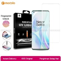 Mocolo Tempered Glass OnePlus 8 Pro / 8 UV Anti Gores Screen Protector