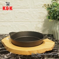 Hot Plate Bulat Kuping YMY15-SM