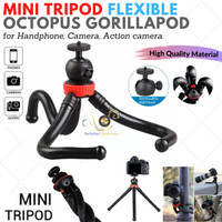 Tripod Flexible HeavyDuty like Gizomos GP-03st Takara FP-555 Fotopro
