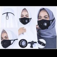 Bowin Tali Hijab / Tali Kepala / Headloop - Aksesoris Masker