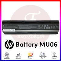 BATTERY ORIGINAL LAPTOP HP PAVILION G7-1000 G7T-1000 593553-001 MU06