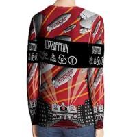 Kaos Tangan Panjang Led Zeppelin Tshirt Kaos Keren SKU06