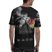 Led Zeppelin Tshirt Kaos Keren SKU08