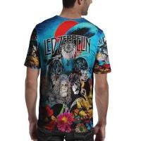 Led Zeppelin Tshirt Kaos Keren SKU02