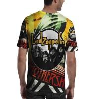 Led Zeppelin Tshirt Kaos Keren SKU03
