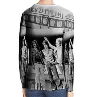 Kaos Tangan Panjang Led Zeppelin Tshirt Kaos Keren SKU01