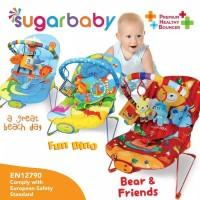 Bouncer Sugar Baby Premium Healthy 3 Recline