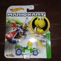 Hot Wheels Koopa Troopa Circuit Special Mario Kart hotwheels mariokart