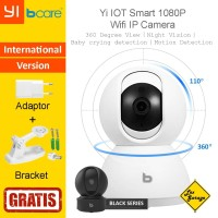 CCTV Wifi Yi IOT Smart WiFi IP Camera 1080p International Version