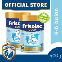 Frisolac Gold 1 Susu Formula Bayi 0-6 Bulan 400g [2 pcs]