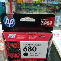 PROMO !!! catridge HP 680 black originall