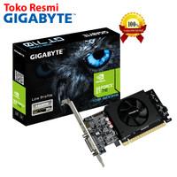 Gigabyte VGA NVIDIA GeForce GT 710 GPU ( GV-N710D5-1GL )