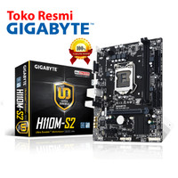 Gigabyte Motherboard mATX LGA1151 2 x DDR4 - (GA-H110M-S2)