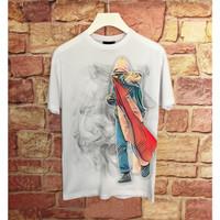 Kaos distro pria STM School T-shirt pria Baju pria Atasan pria