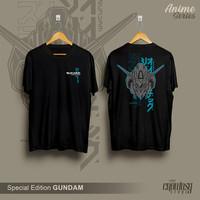 Kaos Anime Gundam Exclusive Premium Keren