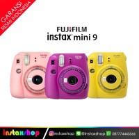 Fujifilm Instax Mini 9 Clear Limited Edition + Free Color Lens