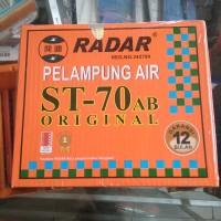 pelampung air / radar otomatis tandon