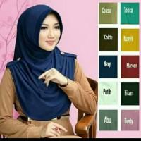 hijab jilbab kerudung instan murah isaura