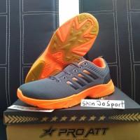 Sepatu Olahraga Pria Lari Running Volly Pro Att Original Asli 100% Gan