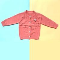 Baju Sweater Rajut Cardigan Atasan Anak Perempuan Import Real Pic Vol4