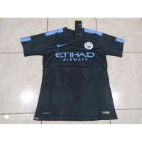 OBRAL Jersey Player Issue Manchester City 3rd 2017 2018 Termurah Impor