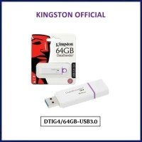 Kingston USB FlashDisk 64Gb DTIG4 USB 3.1 3.0 2.0 Fash Disk 64 Gb DTI