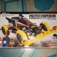 Tamiya Mini 4wd Proto Emperor Black Special