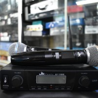 wireless microphone JK Coustic JU-1100