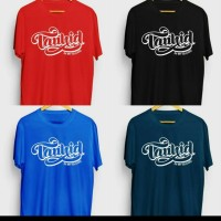 Baju/T-Shirt Edisi Muslim Quotes