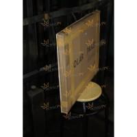 Tambahan tripek untuk panel surya 100wp & 80wp