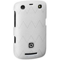 Dicota Hard Case for Blackbery Curve Apollo 9350 9360 9370 - White