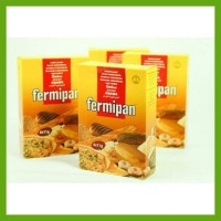 Ragi Fermipan 4 x 11gr Vermipan Instant Yeast Pengembang Roti Donat