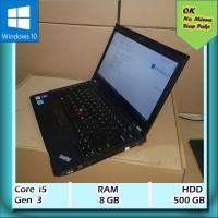 Lenovo ThinkPad X230 |Core i5-Gen 3 |Camera |KB US