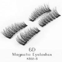 Bulu Mata Magnet 4 Pcs Bulu Mata Palsu Eye Magnetic Fake Eyelashes