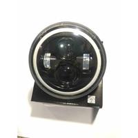 Lampu Daymaker LED 7 Inch 4 Mata Harley Jeep
