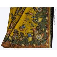 Batik Tulis Kembang Kuning ( Batik Cirebon / Batik Trusmi)