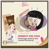 Everwhite - Acne Cream Ever White Obat Jerawat