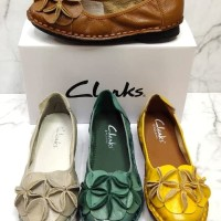 Sepatu Wanita Clarks Flat Shoes 5518/Sepatu Kerja