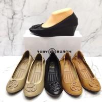 Sepatu Wanita Wedges Tory017-1/Sepatu Kerja