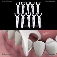 FLID 30Pcs / Kotak Tusuk Gigi Dental Floss Pembersih Gigi