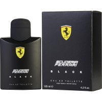 Parfum Ferrari Scuderia Black EDT 100ml Ori Reject NoBox