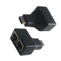 Mediatech HDMI Extender Via RJ 45 / HDMI Extender by Cat-5e & 6 Cable