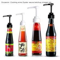 FAID fad Syrup Nozzle Pressure Oil Sprayer Oyster Sauce Plastic Pump