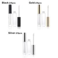 PEONY 2/5Pcs Useful Makeup Tool DIY Cosmetic Mini Size Empty Clear