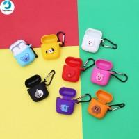 Bt21 Tempat Penyimpanan Headset / Earphone / Headset Wireless Desain