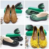 Sepatu Wanita Clarks Flat Shoes9888/Sepatu Kerja