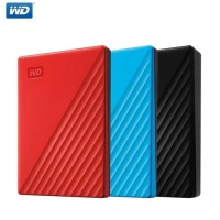 WD My Passport - New Model 2TB USB 3.2 / Harddisk Eksternal 2TB