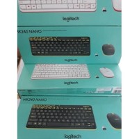 Logitech mk240 keyboard mouse wireless combo