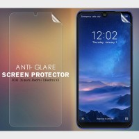 Xiaomi Redmi 7 - Nillkin Antiglare Screen Guard